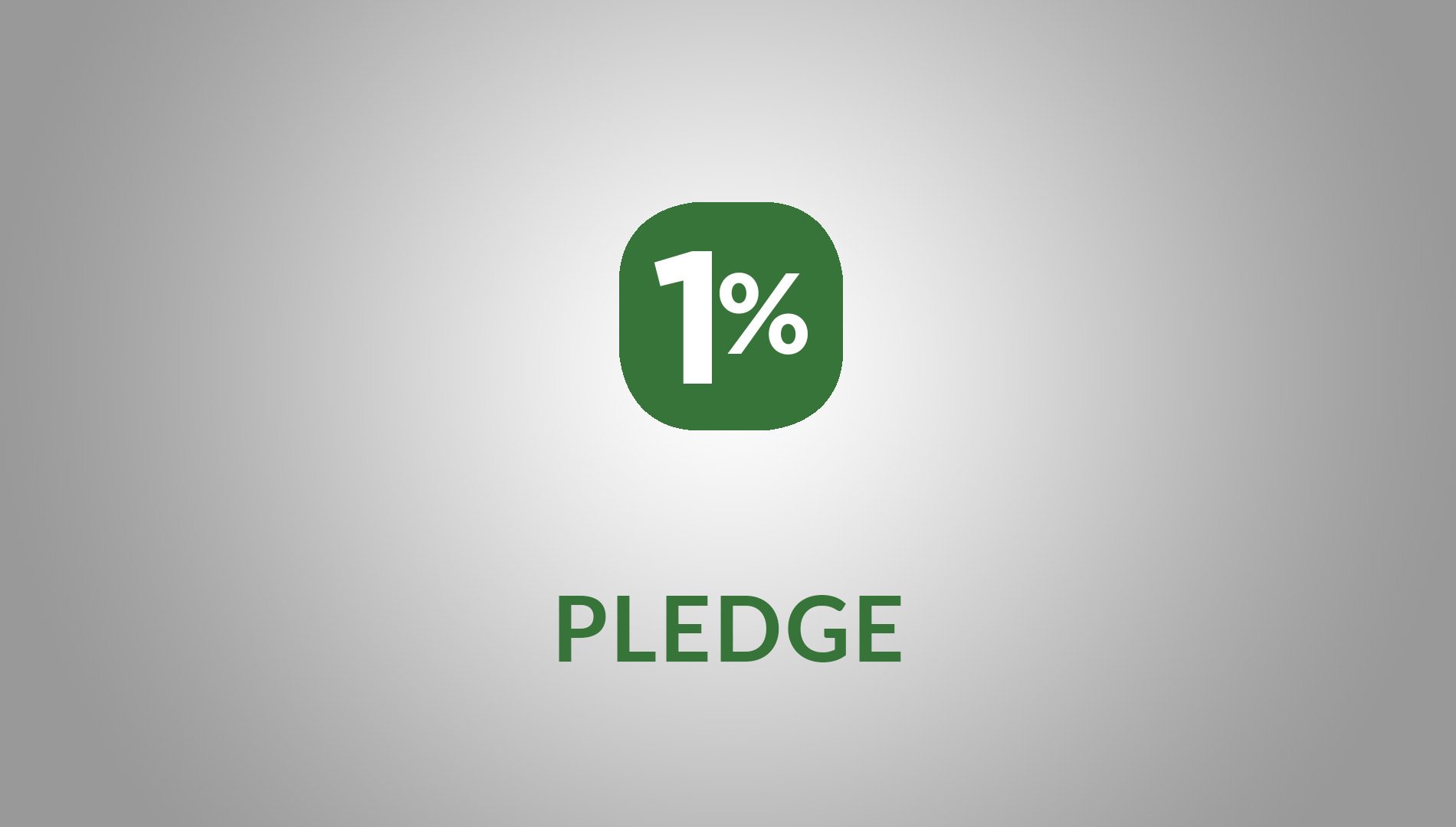 We contribute 1% of our Managed Service Agreements to local non-profits