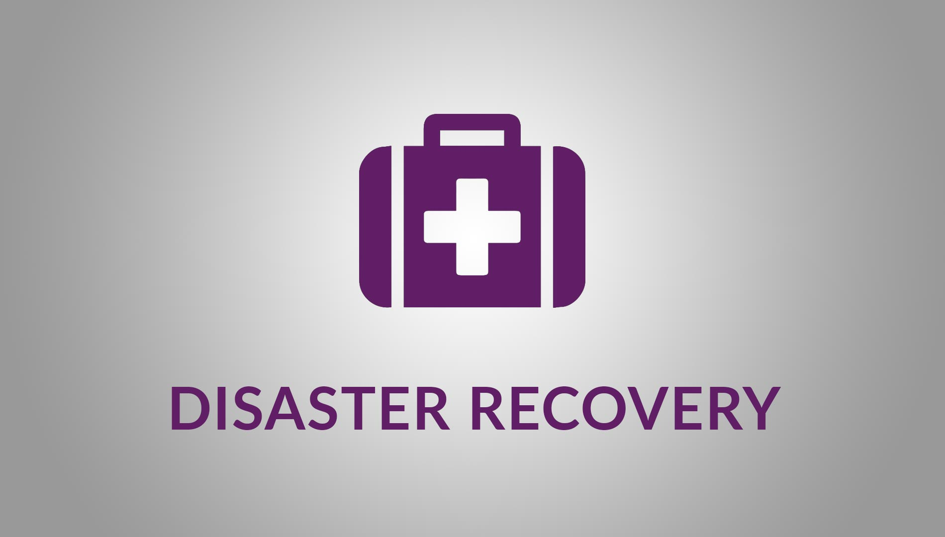 Know your data is protected and recover it easily if disaster strikes